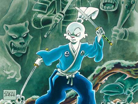 Usagi Yojimbo - Yōkai (Dantes Verlag)