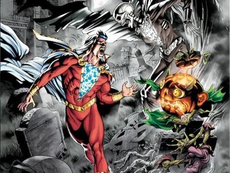 Shazam! Bd.2 - Das Grab des Captain Marvels (Panini Comics)