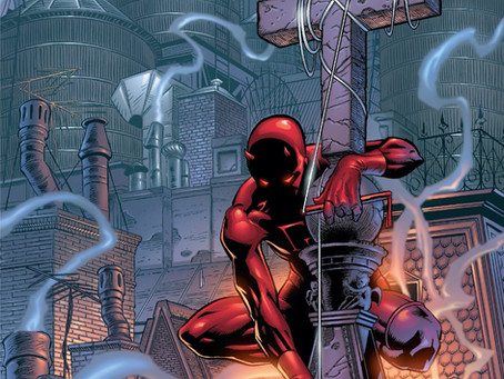 Daredevil - In den Armen des Teufels (Panini Comics)