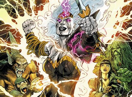 Justice League Dark Bd.1 - Hexenstunde (Panini Comics)