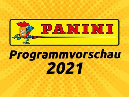 Panini Comics: Programmvorschau 2021 - Erstes Halbjahr