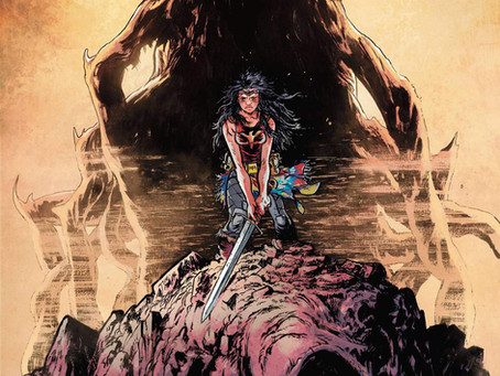 DC Black Label: Wonder Woman - Dead Earth Bd.1 (Panini Comics)