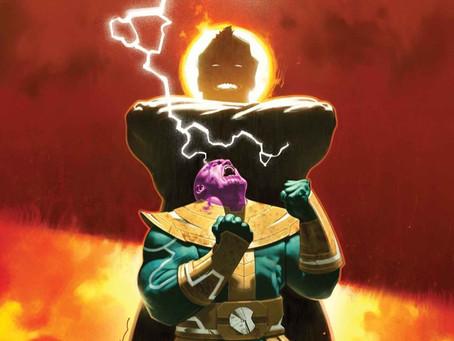 Thanos - Der Anfang vom Ende (Panini Comics)