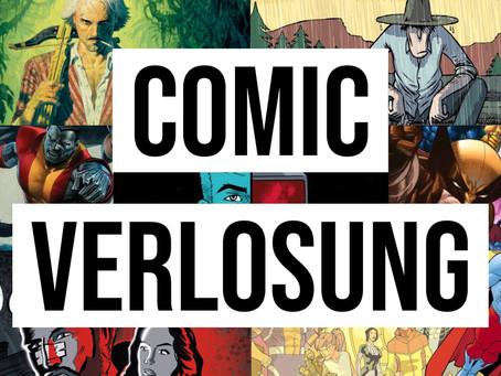Mega Comic Verlosung - BEENDET