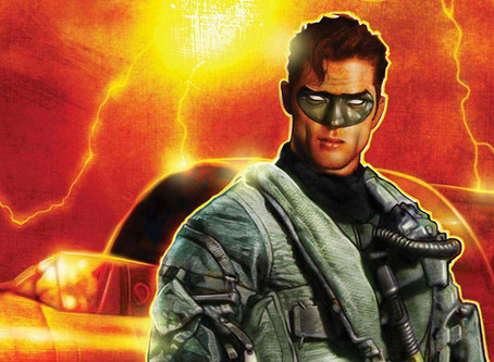 The Green Lantern: Angeblich Grant Morrison's allerletzte Arbeit für DC