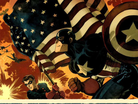 Captain America - White (Panini Comics)