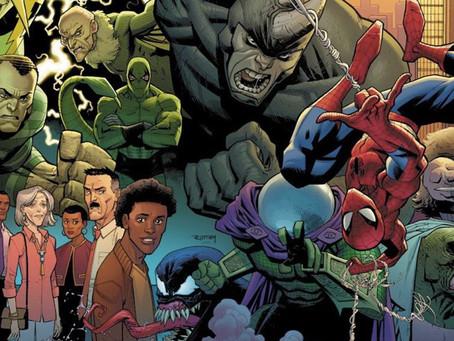 Zeichner Ryan Ottley verlässt Amazing Spider-Man Reihe