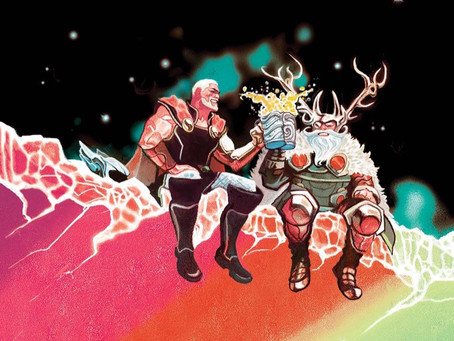 Thor Bd.2 - Gefallene Götter (Panini Comics)