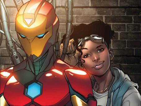 Iron Man Bd.1 - Die Nächste Generation (Panini Comics)