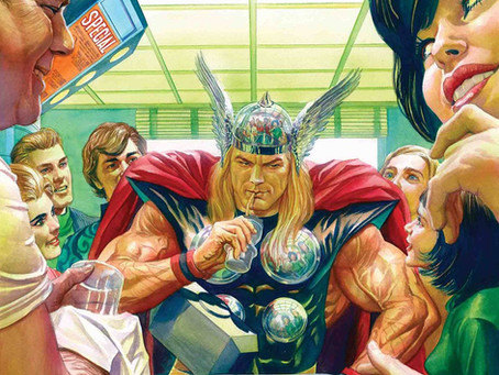 Thor Bd.3 - Der Fluch des Hammers (Panini Comics)