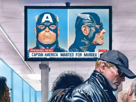 Captain America Bd.3 - Gesucht: Steve Rogers (Panini Comics)