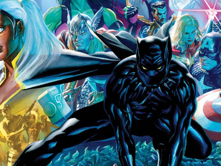 Screenwriter John Ridley schreibt Black Panther