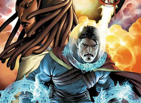 Doctor Strange Bd.1 - Der oberste Zauberer der Galaxie