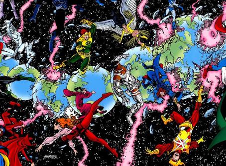 Jim Lee erklärt: Die Geschichte des DC-Multiversums