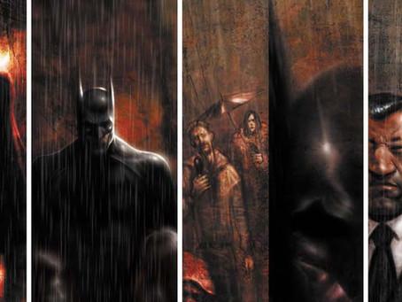 Batman Mini-Serie von Garth Ennis und Liam Sharp im Anmarsch
