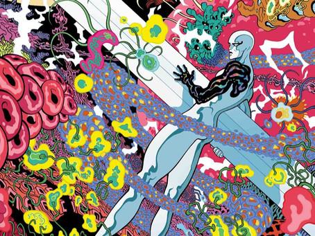 Silver Surfer: Black - Gott Der Finsternis (Panini Comics)
