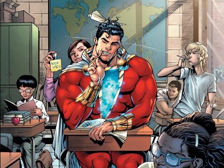 Shazam! Bd.1 - Und die sieben Länder der Magie (Panini Comics)