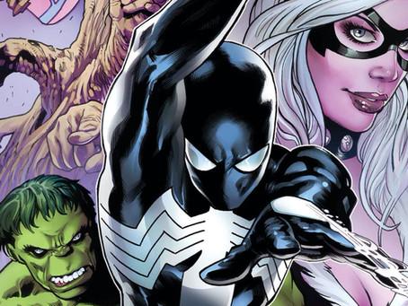 Neues Symbiote Spider-Man Abenteuer von Peter David angekündigt
