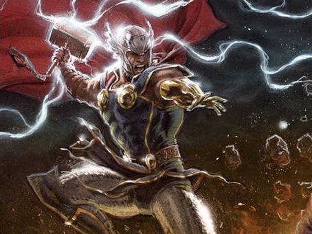 Thor Bd.1 - Rückkehr des Donners (Panini Comics)