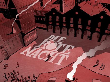 Die Rote Nacht - Erik van Schoor