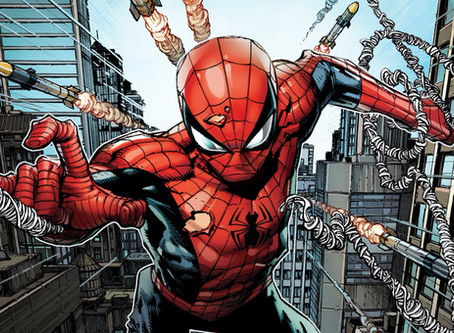 Joe Kelly & Chris Bachalo mit Spider-Man Ongoing im Januar 2021