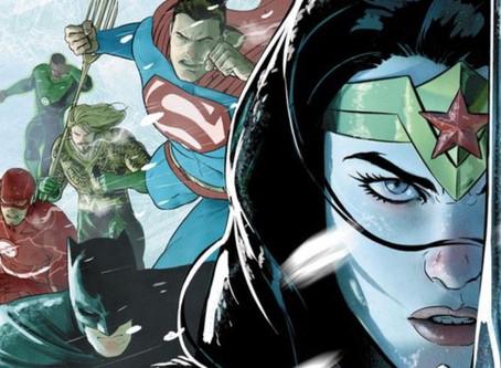 "Das neue DC Großevent ""Justice League: Endless Winter"""