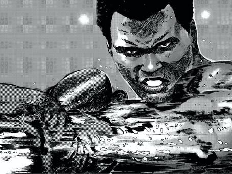 Der größte Boxkampf aller Zeiten als Graphic Novel