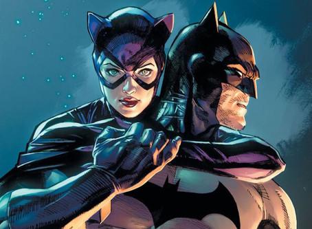 Tom King's Batman/Catwoman Maxi-Serie startet im Dezember