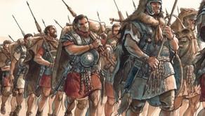 Die Adler Roms Bd.1-5 (Carlsen Comics)
