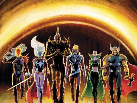 Guardians Of The Galaxy Bd.1 & 2  (Panini Comics)