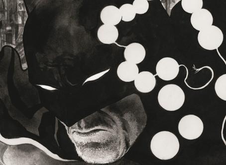 "Neue ""Batman: Black and White"" Anthologie-Serie im Dezember"