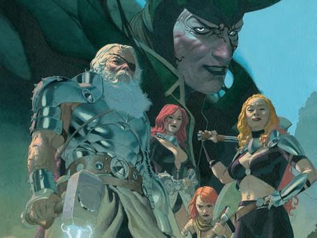 Thor Bd.4 - Lokis Letzter Streich (Panini Comics)