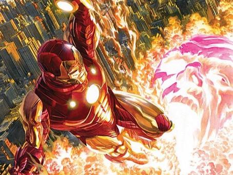 Iron Man - Der Eiserne Bd.1: Neue Wege, alte Fehler (Panini Comics)
