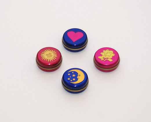 Lip balm in tins German made