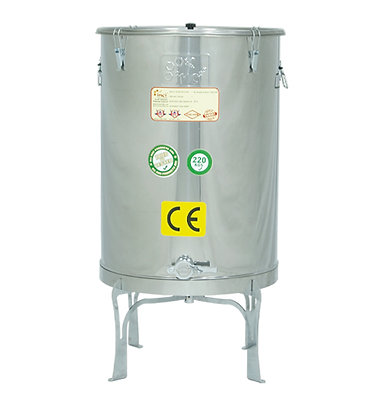 IA 124 | 220 KG Honey tanks