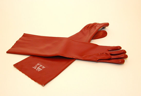 Formic acid gloves