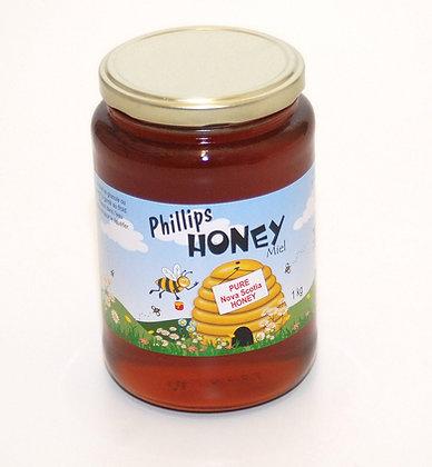 Local liquid honey 1000g