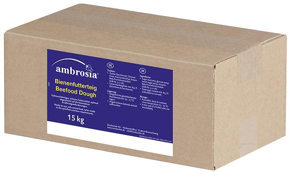 Ambrosia bee food fondant 15kg box.