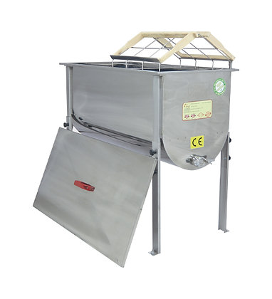IA 129 | STAINLESS STEEL UNCAPPING TANK