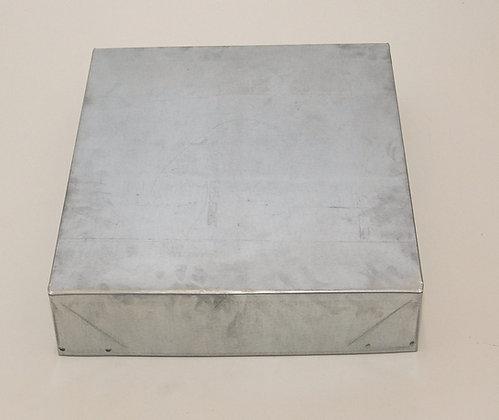 Steel top cover