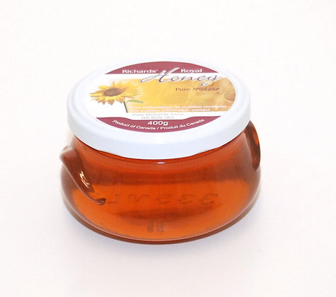 Local liquid honey 400g