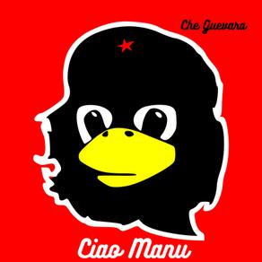 Scoppia la revolución con CIAO MANU e il suo CHE GUEVARA