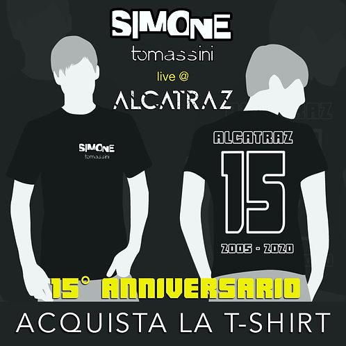 T-Shirt Simone Anniversario Alcatraz