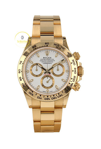 Rolex Cosmograph Daytona 18ct Yellow Gold - 2020