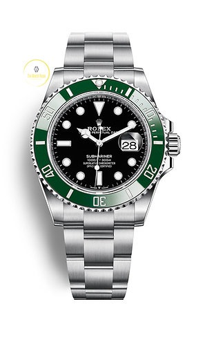 "NEW MODEL - Rolex Submariner Date 41mm ""Kermit"" - 2020"