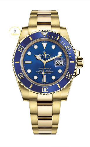 Rolex Submariner Date 18ct Yellow Gold - 2020