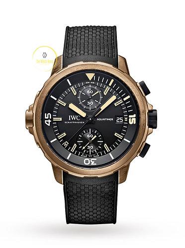 "IWC Aquatimer Chronograph Edition ""Expedition Charles Darwin"""