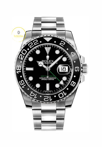 Rolex GMT-Master II Black- 2020