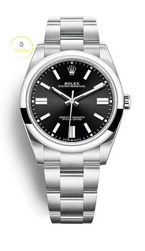 NEW MODEL - Rolex Oyster Perpetual 41 - 2021