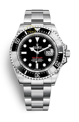 Rolex Sea-Dweller SD43 Red